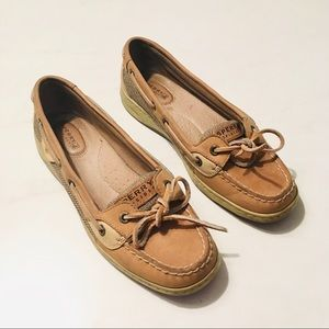 Sperry Top Sider Shoes, Size 7